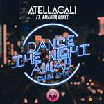 Dance The Night Away (Featuring Amanda Renee) (Cluv Rmx) (Cd Single) Atellagali