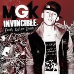 Invincible (Featuring Ester Dean) (Cd Single) Machine Gun Kelly