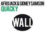 Quacky (Featuring Sidney Samson) (Cd Single) Afrojack
