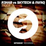 Tiger (Featuring Skytech & Fafaq) (Cd Single) R3hab