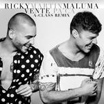 Vente Pa' Ca (Featuring Maluma) (A-Class Remix) (Cd Single) Ricky Martin