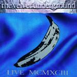 Live Mcmxciii The Velvet Underground