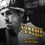 Subeme La Radio (Featuring Sean Paul) (Remix) (Cd Single) Enrique Iglesias