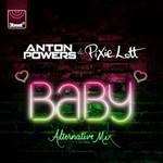 Baby (Featuring Pixie Lott) (Alternative Mix) (Cd Single) Anton Powers