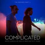 Complicated (The Remixes Part 1) (Cd Single) Dimitri Vegas & Like Mike
