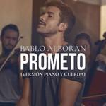 Prometo (Version Piano Y Cuerda) (Cd Single) Pablo Alboran