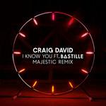 I Know You (Featuring Bastille) (Majestic Remix) (Cd Single) Craig David