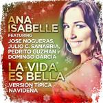 La Vida Es Bella (Version Tipica Navideña) (Cd Single) Ana Isabelle