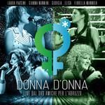 Donna D'onna (Featuring Gianna Nannini, Giorgia, Elisa & Fiorella Mannoia) (Cd Single) Laura Pausini