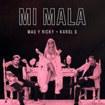 Mi Mala (Featuring Karol G) (Cd Single) Mau & Ricky (Mr)