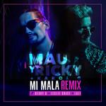 Mi Mala (Featuring Karol G, Becky G, Leslie Grace & Lali) (Remix) (Cd Single) Mau & Ricky (Mr)