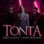 Tonta (Featuring Natti Natasha) (Cd Single) R.k.m. & Ken-Y