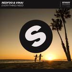 Everything I Need (Featuring Vinai) (Cd Single) Redfoo