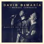 Barcos De Papel (Featuring Manuel Carrasco) (Cd Single) David Demaria