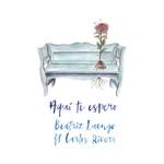 Aqui Te Espero (Featuring Carlos Rivera) (Version Balada) (Cd Single) Beatriz Luengo