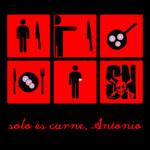 Solo Es Carne, Antonio Sn