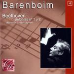 Beethoven Sinfonias 1 Y 2 Daniel Barenboim