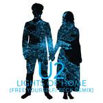 Lights Of Home (Free Yourself / Beck Remix) (Cd Single) U2