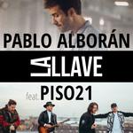 La Llave (Featuring Piso 21) (Cd Single) Pablo Alboran