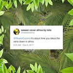 Africa (Cd Single) Weezer