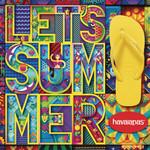Let's Summer (Veraneemos) (Featuring Lellezinha) (Cd Single) Maluma