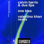 One Kiss (Featuring Dua Lipa) (Valentino Khan Remix) (Cd Single) Calvin Harris