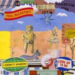 I Don't Know (Cd Single) Paul Mccartney
