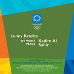 We Want Peace (Featuring Kadim Al Sahir) (Cd Single) Lenny Kravitz