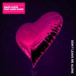 Don't Leave Me Alone (Featuring Anne-Marie) (Cd Single) David Guetta