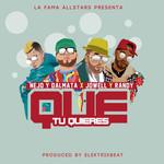 Que Tu Quieres (Featuring Jowell & Randy) (Cd Single) Ñejo & Dalmata