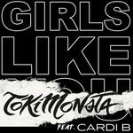 Girls Like You (Featuring Cardi B) (Tokimonsta Remix) (Cd Single) Maroon 5