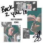 Back To You (Joey Pecoraro Remix) (Cd Single) Selena Gomez
