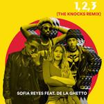 1, 2, 3 (Featuring De La Ghetto) (The Knocks Remix) (Cd Single) Sofia Reyes