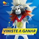 Viniste A Ganar (Featuring Tato Marenco, Dragon & Caballero) (Cd Single) Adriana Lucia