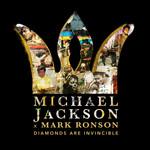 Diamonds Are Invincible (Featuring Mark Ronson) (Cd Single) Michael Jackson
