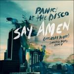 Say Amen (Saturday Night) (Sweater Beats Remix) (Cd Single) Panic! At The Disco