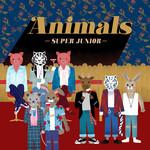 Animals (Cd Single) Super Junior