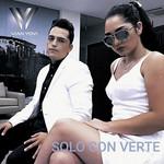 Solo Con Verte (Cd Single) Vian Yovi