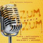 Zum Zum (Featuring Plan B, Natti Natasha, Rkm & Ken-Y, Arcangel) (Remix) (Cd Single) Daddy Yankee