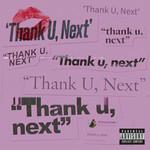 Thank U, Next (Cd Single) Ariana Grande
