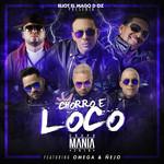 Chorro E' Loco (Featuring Omega & Ñejo) (Cd Single) Grupo Mania