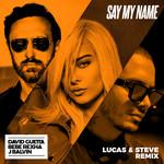 Say My Name (Featuring Bebe Rexha & J Balvin) (Lucas & Steve Remix) (Cd Single) David Guetta