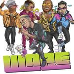 Waze (Featuring Trapical Minds) (Cd Single) Saak