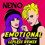 Emotional (Featuring Ryann) (Lipless Remix) (Cd Single) Nervo