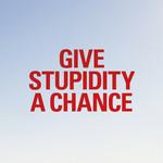 Give Stupidity A Chance (Cd Single) Pet Shop Boys