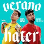 Verano Hater (Featuring Duki) (Cd Single) Dante Spinetta