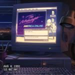 America Online (Cd Single) The Midnight
