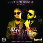Dame Un Beso (Featuring Jadiel) (Cd Single) Fuego