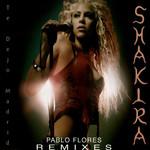 Te Dejo Madrid (Pablo Flores Remixes) (Cd Single) Shakira