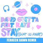 Stay (Don't Go Away) (Featuring Raye) (Ferreck Dawn Remix) (Cd Single) David Guetta